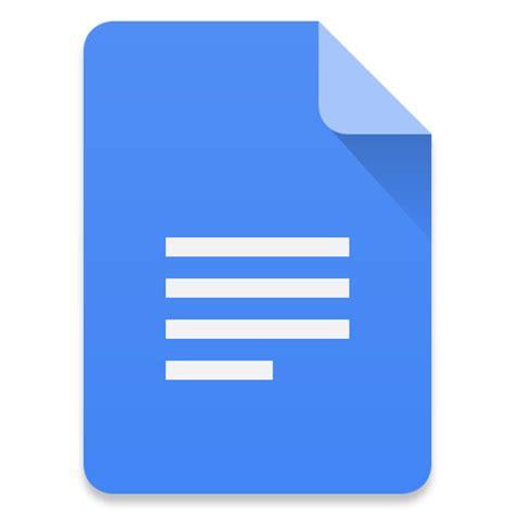 filetype docs icon material iconset zhoolego