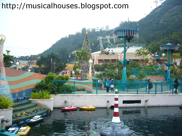 hong kong ocean park in