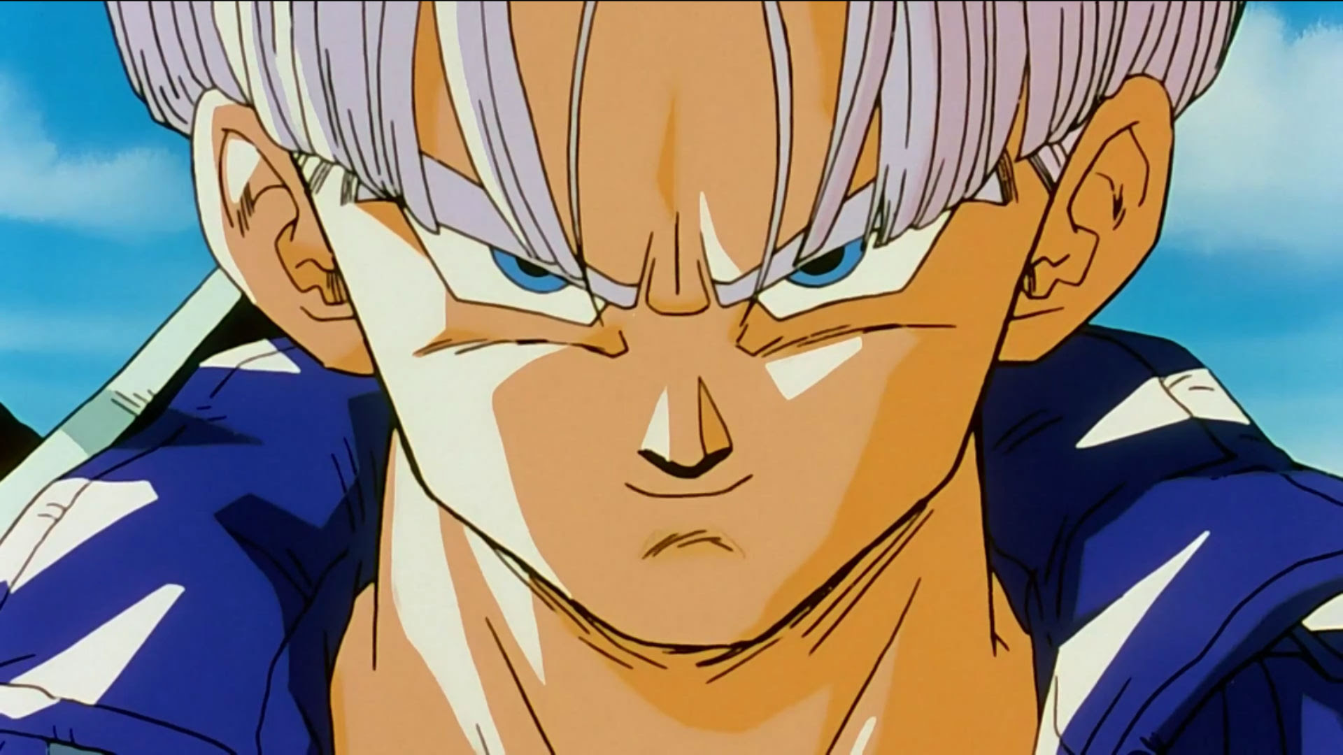 Dragon Ball FighterZ adds Future Trunks screenshot
