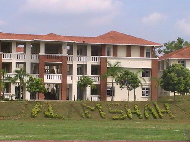 Pengalaman Sekolah Sultan Alam Shah Perokok Q
