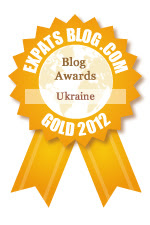 Ukraine expat blogs