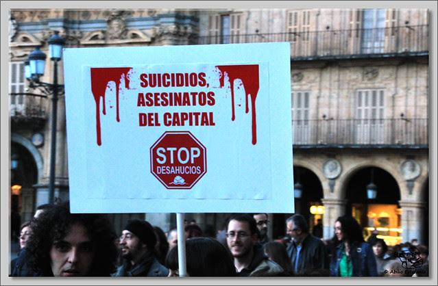 3 Stop desahucios Salamanca