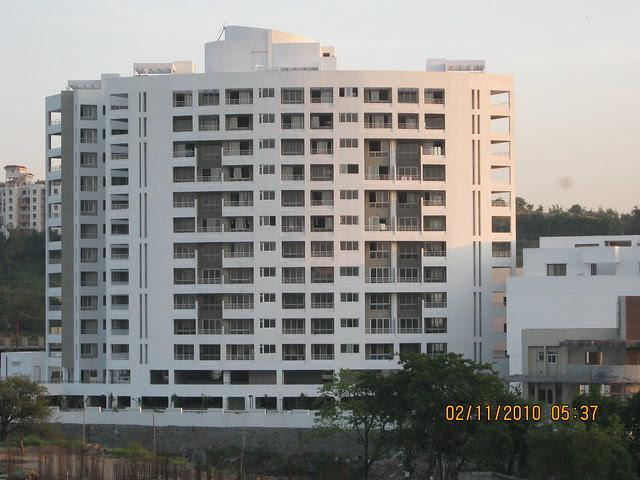 Pinnacle Group's Brook Side at Bavdhan Budruk Pune