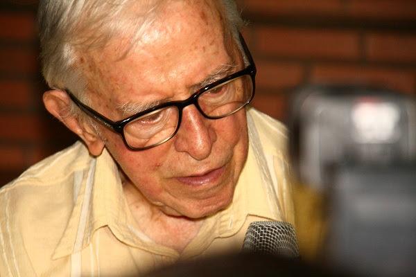 Pedro Casaldáliga foi homenageado por seu trabalho em defesa dos direitos humanos