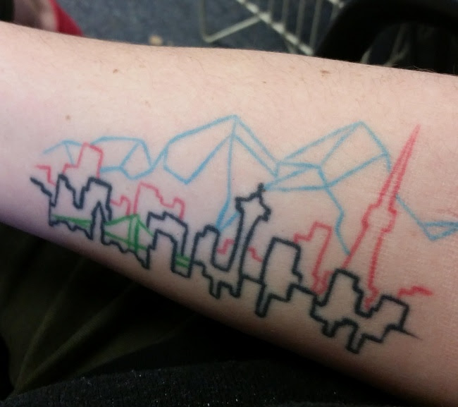26 Tatuajes Que Nunca Verás En Otro Lugar Son únicos E Irrepetibles