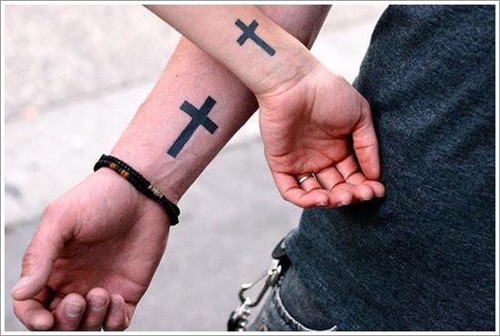 30 Tatuajes De Cruces Célticas