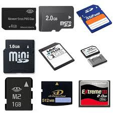 unlock memory card