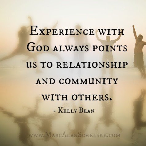 Quote God Points Us To Relationship Marcalanschelskecom