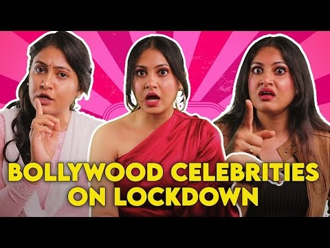 Bollywood Celebrities On Their Lockdown Experiences // Captain Nick