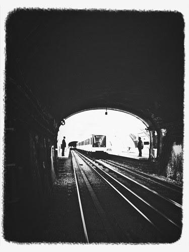subway [9] at metro charonne by photo & life™