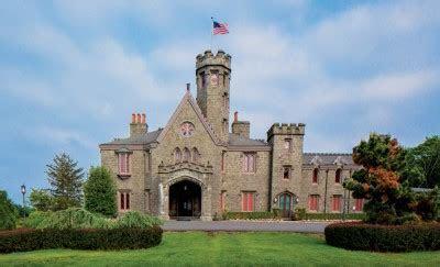 Whitby Castle Garden Wedding Venue in New York