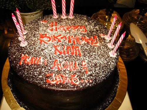 Rina's Birthday 2010