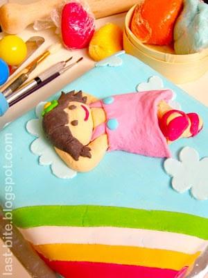 Cake Decorating Pastillage