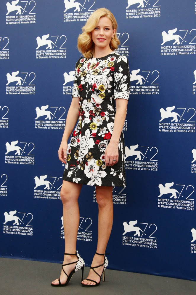 Elizabeth Banks: 72nd Venice Film Festival Jury Photocall -11
