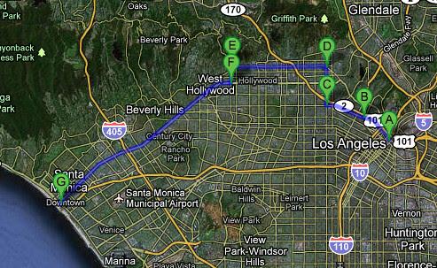 Great Los Angeles Walk 2011
