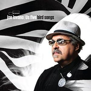 Joe Lovano US Five – Bird Songs cover