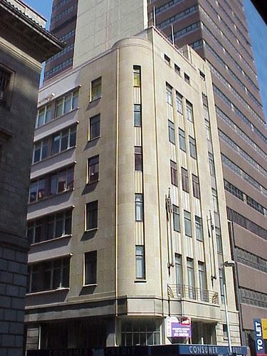 Consumer Credit Building, Durban
