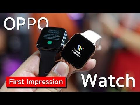 แรกสัมผัส OPPO Watch กับ Android Wear ดีไซน์หรูหรา ดีจริงหรือแค่กระแส