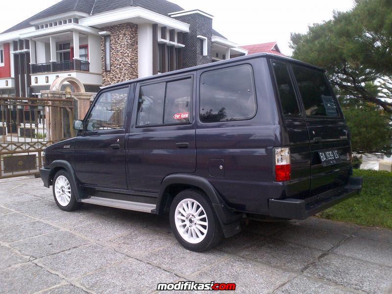 50 Modifikasi Mobil Kijang Grand Extra 1995 Terpopuler
