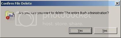 bye bush Pictures, Images and Photos