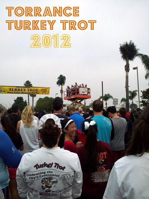 Torrance Turkey Trot 2012