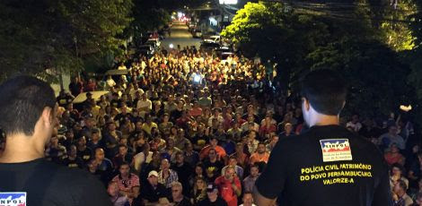 De acordo com o presidente do Sindicato dos Policiais Civis de Pernambuco (Sinpol), Áureo Cisneiros, a população pode ficar tranquila para brincar o Carnaval / Foto: Divulgação/ Sinpol