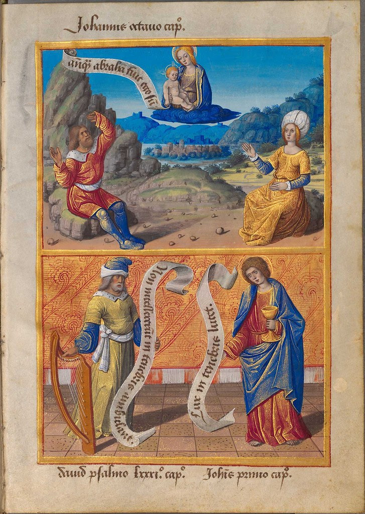 sibyllae et prophetae de Christo Salvatore vaticinantes c