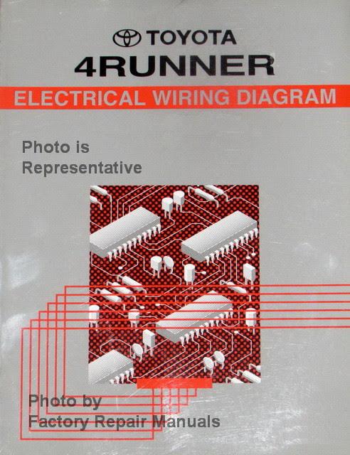 Diagram 2008 Toyota 4runner 4 Runner Electrical Wiring Diagram Service Shop Ewd Full Version Hd Quality Shop Ewd Schematicwd37 Mykidz It