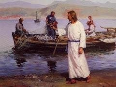 Jesús provoca una revolución en la conciencia humana.