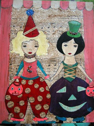 The Halloween Carnival! 2