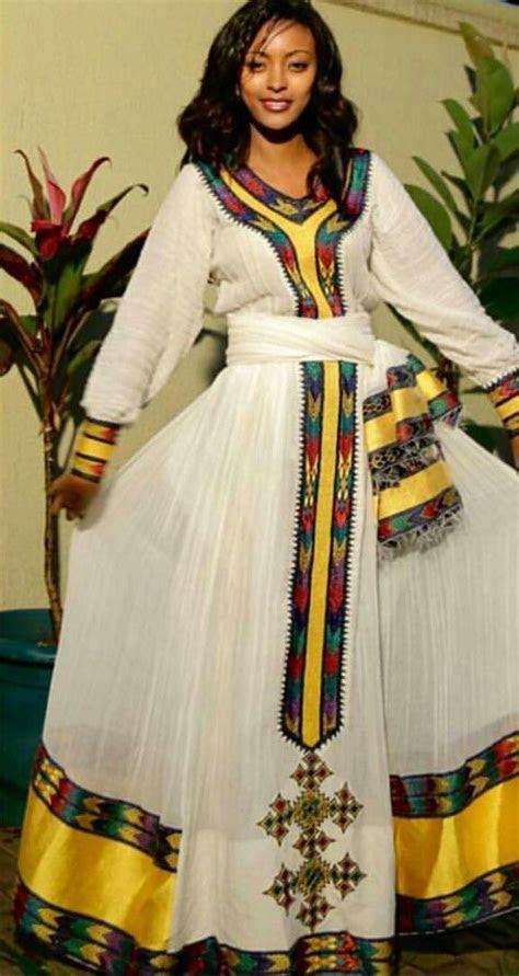 Traditional Ethiopian Dress Design  Other dresses dressesss