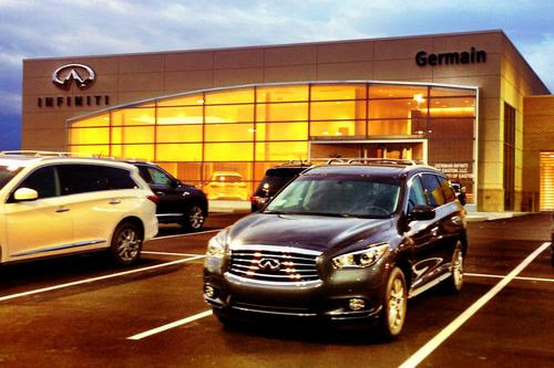 Germain Infiniti of Easton opens as Germain Motor Co ...