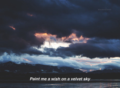 Love Photography Quote Music Beautiful Sky Lyrics Vintage Indie Grunge Dark Clouds Sea Storm Freedom Paint Wish Free Oasis Velvet Rock And Roll Noel Gallagher Song Quote Liam Gallagher To Be