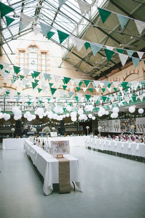 DIY Wedding in Victoria Baths: Fiona & Jonny · Rock n Roll