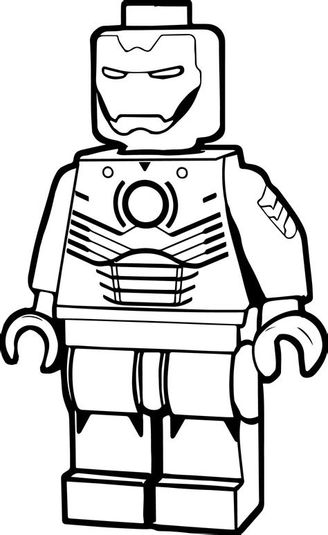 Spider Robot Coloring Pages Coloring Page Blog
