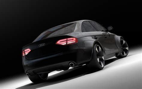 Audi A4 widebody wallpaper by oblyz on DeviantArt