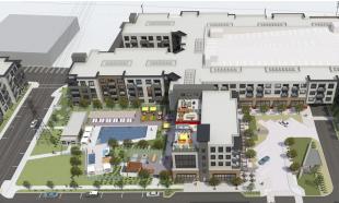 Facebook construye una ciudad para sus empleados