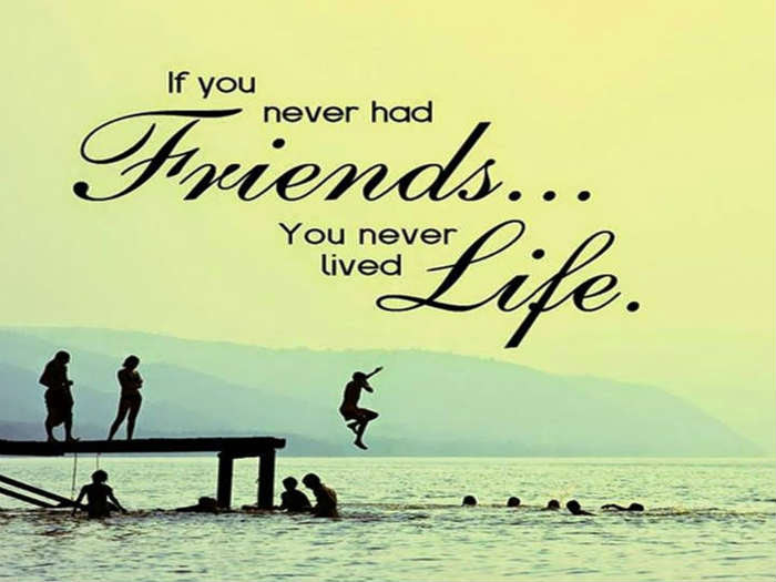 10 Lovely Collection Of Quotes For Friends Inspirational Quotes