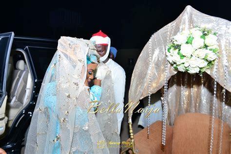 Zamfara State Governor's Daughter Zainab Yari Weds in
