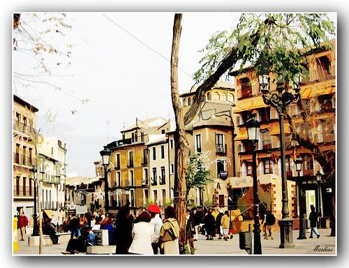 plaza de Toledo