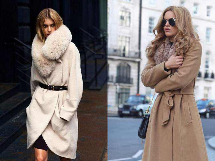 Trench Coats entre as tendências de casacos para o inverno 2018