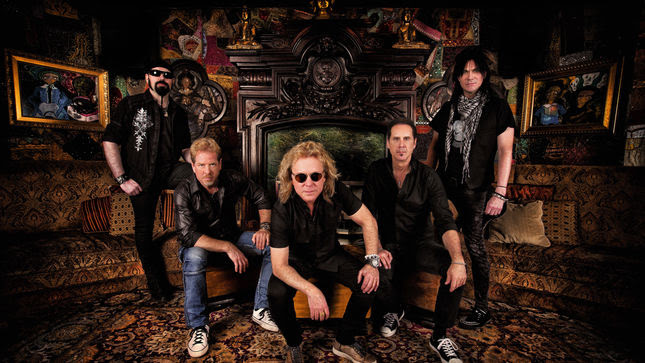 """NIGHT RANGER Release """"Running Out Of Time"""" Music Video"""