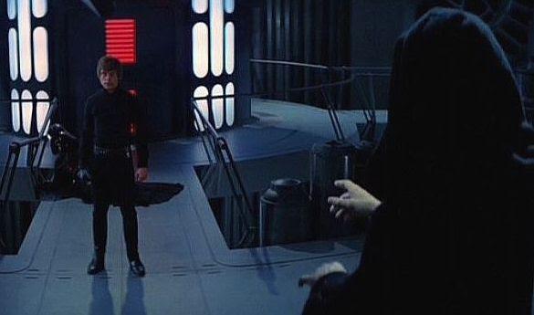 Lukes größter Moment