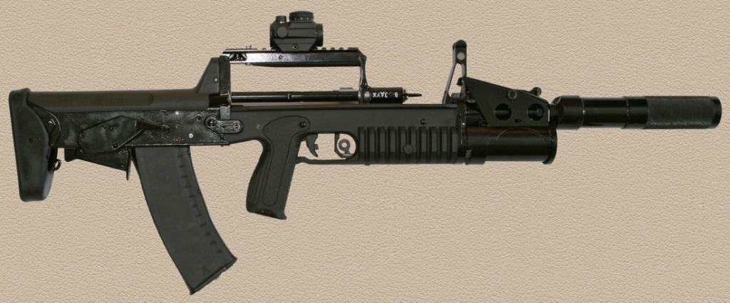 Russia to Mass Produce the ADS Amphibious Rifle (4)