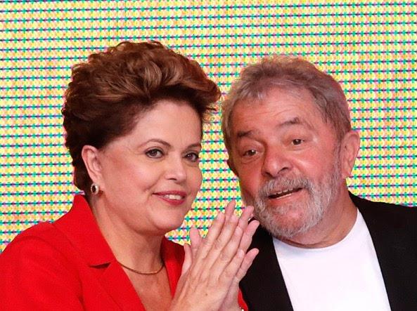 Lula con Dilma Rousseff (Ap)