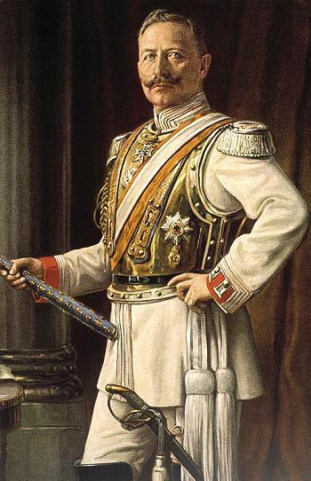 """Who&squot;s Who: Kaiser Wilhelm II."