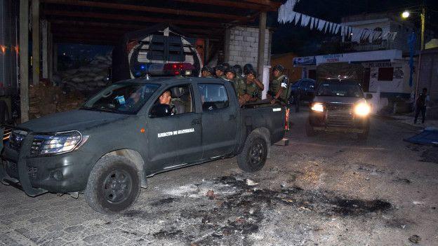 Policías patrullas Concepción