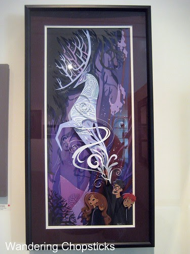 Harry Potter Tribute Exhibition - Nucleus Art Gallery and Store - Alhambra 30