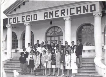 Resultado de imagen de Colegio Americano de Quito