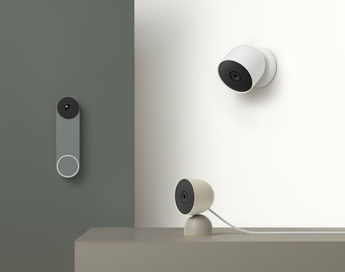 New Google Nest Cams can record video without a monthly subscription